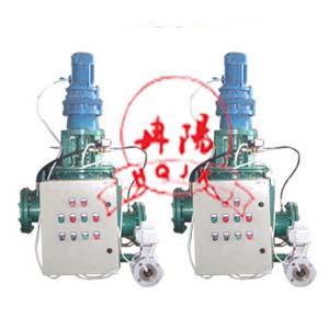 电动反冲洗滤水器